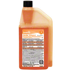 Diversey Stride® Citrus SC Neutral Cleaner - 32 oz.