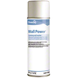 Diversey Wall Power® Foaming Wall Washer - 20 oz. Aerosol
