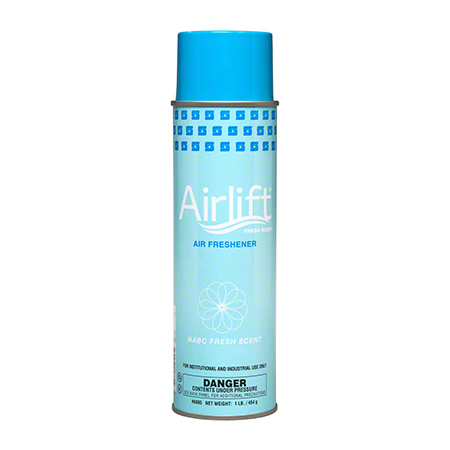 AIRLIFT FRESH AIR FRESHENER 16OZ. AEROSOL 12/CS