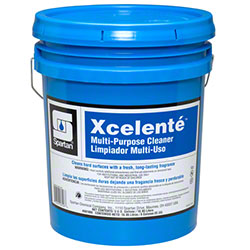 Spartan Xcelente™ Multi-Purpose Cleaner - 5 Gal. Pail