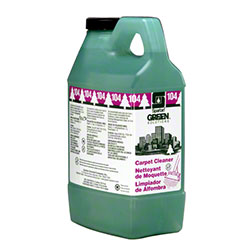104 green solutions carpet cleaner 42ltr