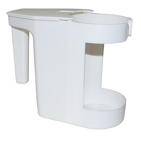 BOWL MOP CADDY WHITE 12/CS