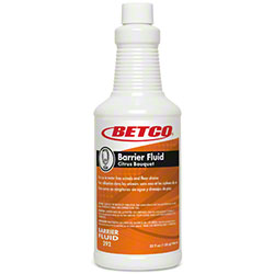 Betco® Citrus Bouquet Barrier Fluid - Qt.