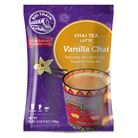 Big Train® Vanilla Chai Tea Latte Mix - 3.5 lb.