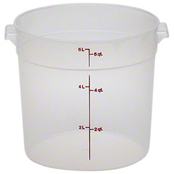 Cambro Translucent Rounds