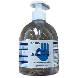 Hand Sanitizer Gel - 16 oz.