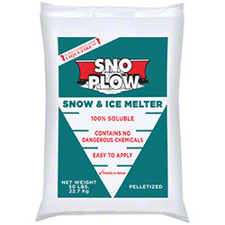 Morgro Sno-Plow™ Snow & Ice Melter - 50 lb. Bag
