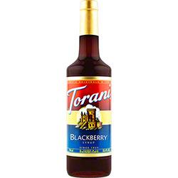 Torani® Blackberry Syrup - 750 mL