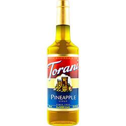 Torani® Pineapple Syrup - 750 mL