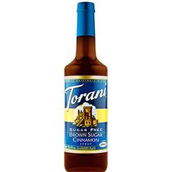 Torani® Brown Sugar Cinnamon Syrup - 750 mL