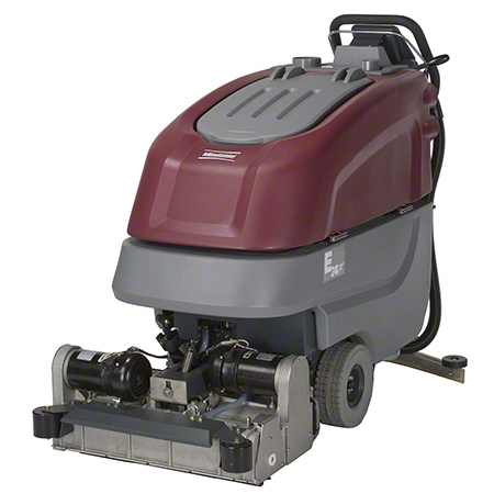 "Minuteman® E24 Walk Behind Scrubber - 24"", Traction Drive"
