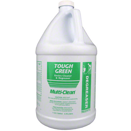 Multi-Clean® Tough Green Enviro-Cleaner & Degreaser - Gal.