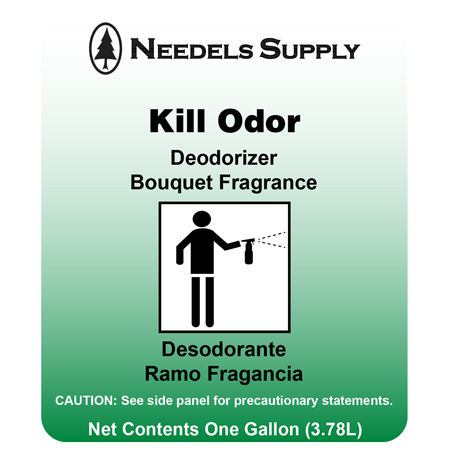 Kill Odor Deodorant - Gal.