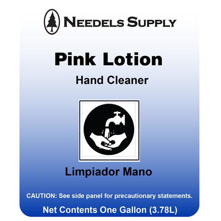 Pink Lotion Hand Cleaner - Gal.