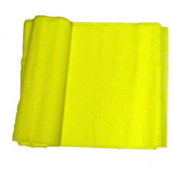 "Berk Wiper Yellow Dusting Cloth - 17"" x 24"""