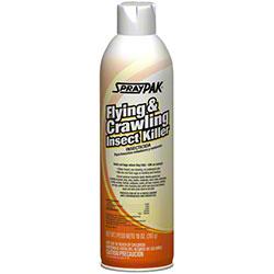 SprayPak® Flying & Crawling Insect Killer - 10 oz.