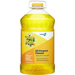 Pine-Sol® Multi-Surface CloroxPro™ Cleaner - 144 oz., Lemon