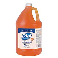 Dial® Gold Antimicrobial Liquid Hand Soap - Gal.
