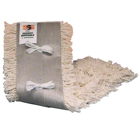 """SSS® Universal Style Super Disposable Dust Mop - 5"""" x 24"""""""
