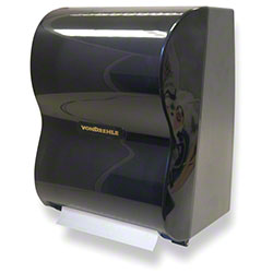 Von Drehle Mechanical Towel Dispenser - Smoke