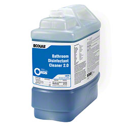 Ecolab Oasis Bathroom Disinfectant Cleaner 2 0 5 Gal