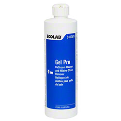 Ecolab® Gel Pro Bathroom Cleaner - 16 oz.