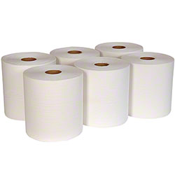 "GP Acclaim® High Capacity Roll Towel -7.875"" x 800', White"