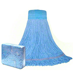 Abco Disinfectant Loop-End Mop - Large, Blue