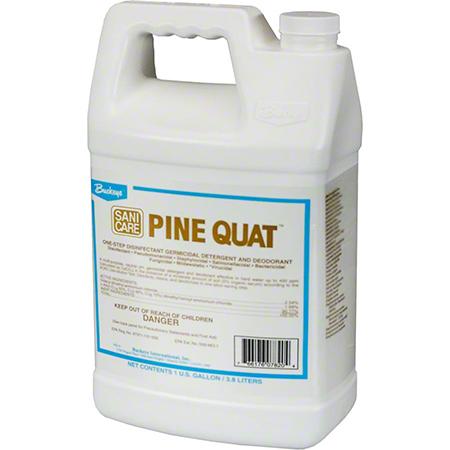 Buckeye® Sanicare Pine Quat™ Disinfectant Cleaner-Gal.
