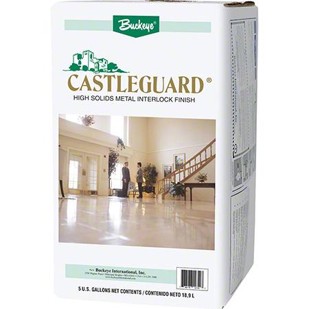 Buckeye® Castleguard® Floor Finish - 5 Gal. Box