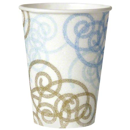 Dixie® PerfecTouch® Whimsy™ Hot or Cold Cup - 8 oz  | Ocean