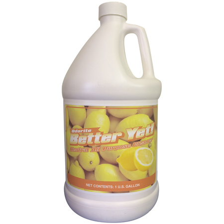 Odorite Better Yet! Neutral All Purpose Cleaner - Gal.