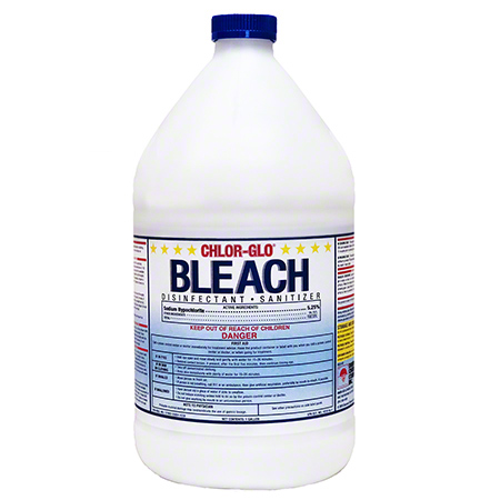 Starco Chlor-Glo® Bleach, Disinfectant & Sanitizer - Gal.