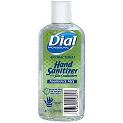 Dial® Professional Hand Sanitizer - 4 oz.