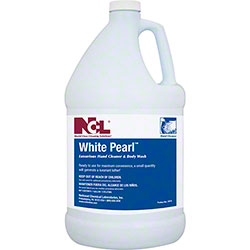 NCL® White Pearl Luxurious Hand Cleaner/Body Wash - Gal.