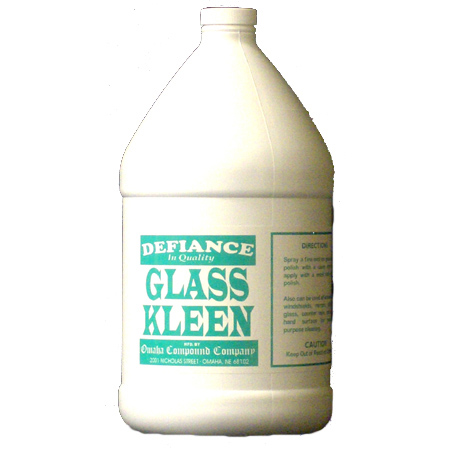 DEFIANCE Glass Kleen Ready-To-Use - Gal.