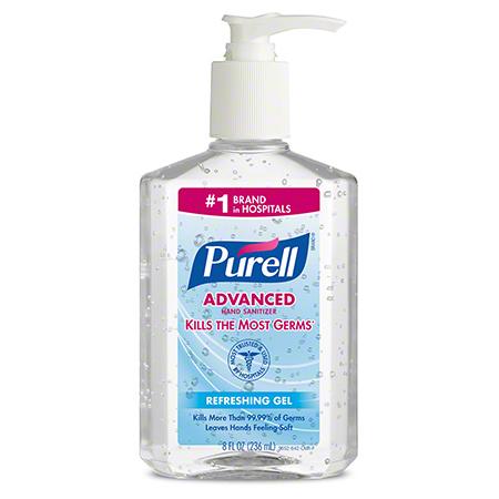 GOJO® Purell® Advanced Hand Sanitizer Gel