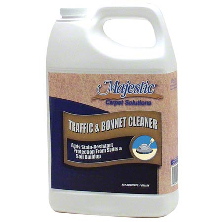Majestic® Traffic & Bonnet Cleaner - Gal.