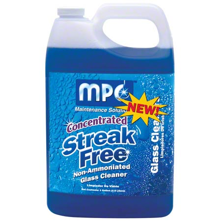 MPC™ Streak Free Concentrated Glass Cleaner - Gal.