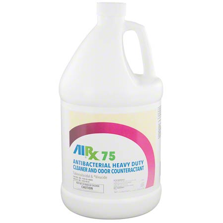 Airx RX 75 Antibacterial Cleaner/Odor Counteractant - Gal.