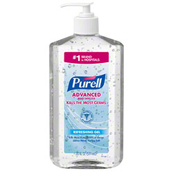 GOJO® Purell® Advanced Hand Sanitizer Gel - 20 oz.