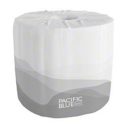 "GP Pro™ Envision® 1-Ply Bath Tissue - 4.0"" x 4.0"""
