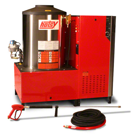 hotsy® 1832SS-208 Natural Gas Hot Water Pressure Washer