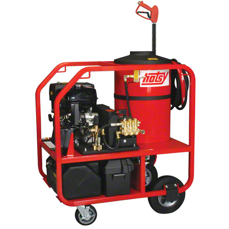 hotsy® 1075BE Oil Fired Hot Water Pressure Washer