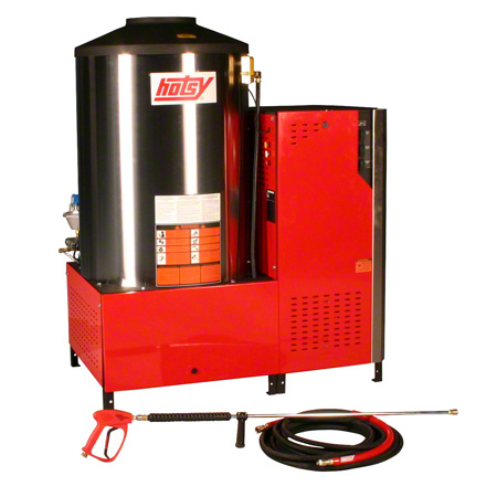 hotsy® 5832SS-208 Natural Gas Hot Water Pressure Washer