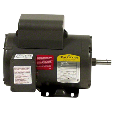 hotsy® Baldor C-Face Open Drip Proof Motor
