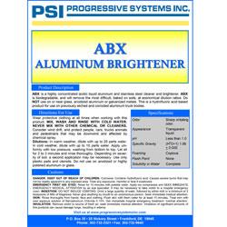 PROGRESSIVE ABX Aluminum Brightener - 5 Gal.