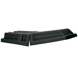 Rubbermaid® Lid For 1/2 cu yd Tilt Truck - Gray
