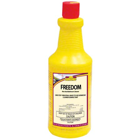 Simoniz® Freedom Non-Acid Bowl Cleaner - 32 oz.