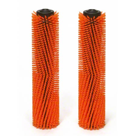 Tornado® Orange Hi-Lo Grout Brush - F/Vario
